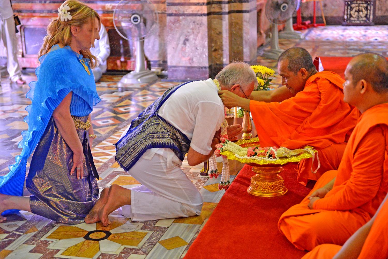 Matrimonio In Tailandia Con Rito Buddista