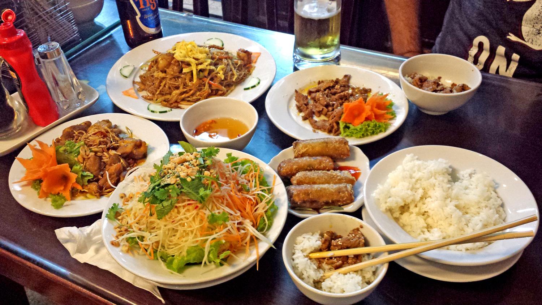 Scopri il vietnam e sapa tour avventura natura hotel 3 bb for Cucina vietnamita