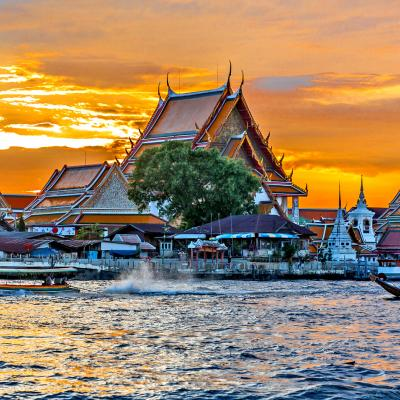 Sunset Cruise Bangkok Tour