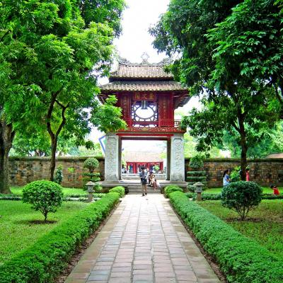 Visita Guidata in Italiano Hanoi Vietnam