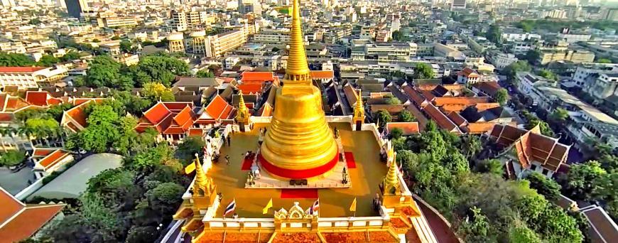 Bangkok: come muoversi? Dove prenotare l\'Hotel?