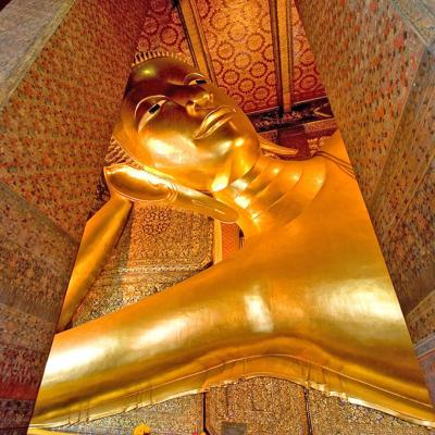 Budda Disteso Bangkok