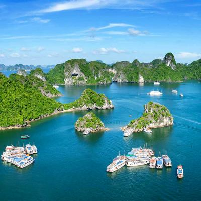 Tour del Vietnam Halong Bay