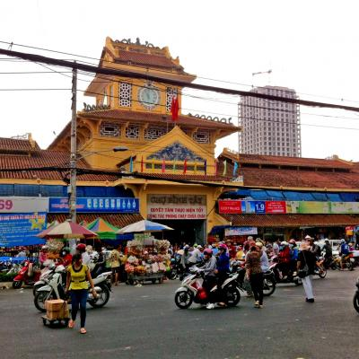 Shopping Sai Gon Vietnam