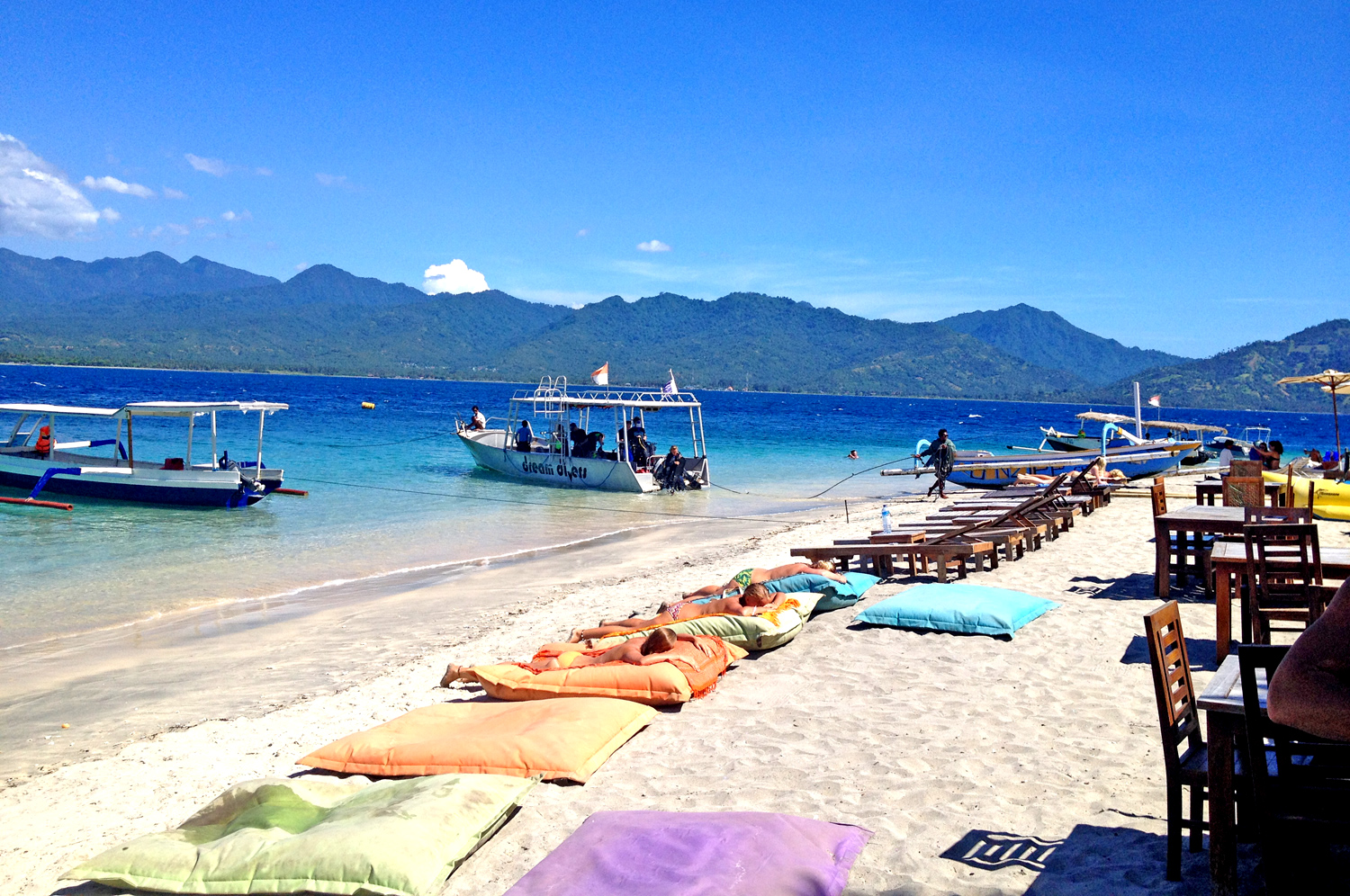 Gili Air, Isole Gili, Lombok, Nusa Tenggara, Indonesia
